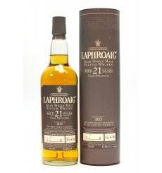 Laphroaig 21 Years Old - Heathrow Terminal 5 Cask Strength