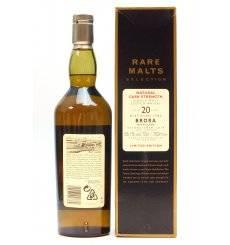 Brora 20 Years Old 1982 - Rare Malts