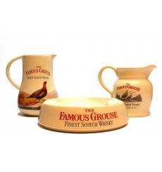 Famous Grouse Assorted Ceramics