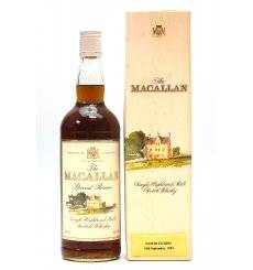 Macallan 1985 Special Reserve - Easter Elchies