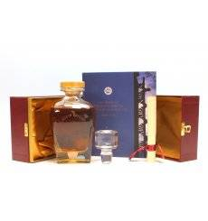 North British 50 Years Old - 125th Anniversary Bottling & Booklet