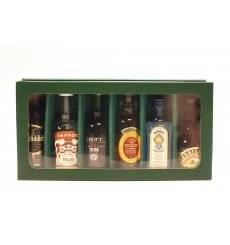 International Distillers & Vintners Limited Miniature Set (5cl x6)