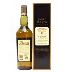 Rosebank 20 Years Old 1981 - Rare Malts