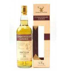 Port Ellen 1982 - 2009 - G&M Connoissuers Choice