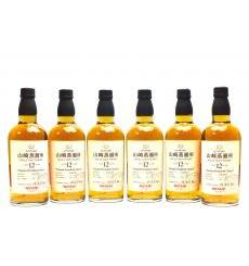 Yamazaki 12 Years Old - Watami Presidents Choice (66cl x6)