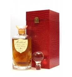Mortlach 50 Years Old 1936 - 50th Anniversary Decanter G&M