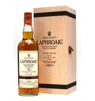 Laphroaig 32 Years Old - Oloroso Sherry Limited Edition