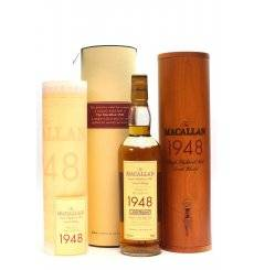 Macallan 51 Years Old 1948 - Select Reserve