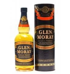 Glen Moray Mellowed in Chardonnay Barrels