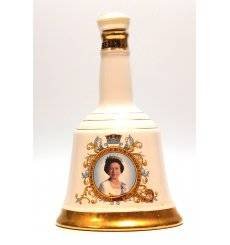 Bell's Decanter - Queen's 60th Birthday