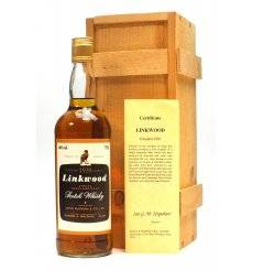 Linkwood 1939 - Gordon & MacPhail