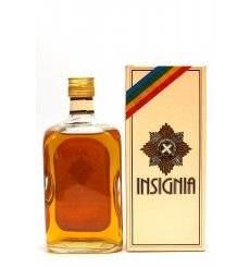 Insignia 8 Years Old - Finest Scotch Whisky