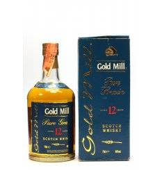 Gold Mill 12 Years Old - Pure Grain