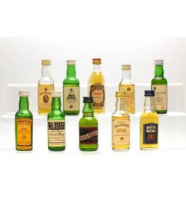 Assorted Blended Miniatures x10