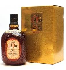 Grand Old Parr 12 Years Old - King Size (1 Litre)