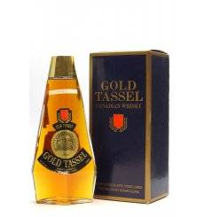 Gold Tassell - Canadian Heritage Whisky