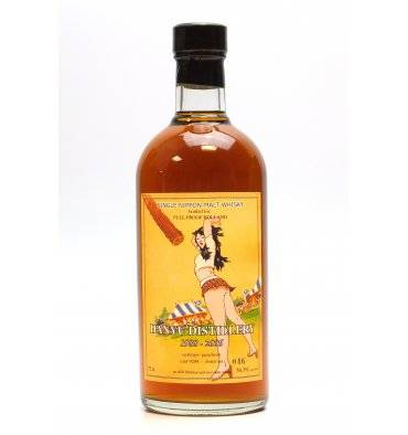 Hanyu 1988 - 2006 For Full Proof - Cask No.9204