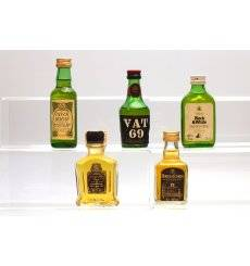 Assorted Miniatures x5