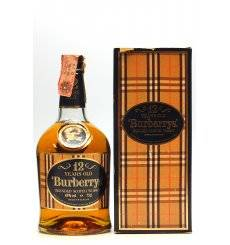 Burberry's 12 Years Old