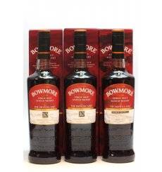 Bowmore 10 Years Old - The Devil's Casks Small Batch Release I, II & III