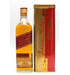 Johnnie Walker Red Label with Tin