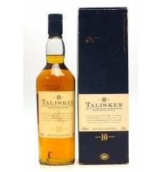 Talikser 10 Years Old