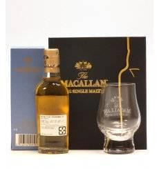 Macallan 12 Years Old - Fine Oak Miniature Gift Set