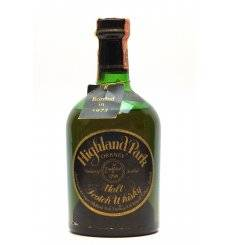 Highland Park 17 Years Old 1958
