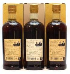 Taketsuru 21 Years Old (x2) & 17 Years Old (x1) - Nikka Pure Malt