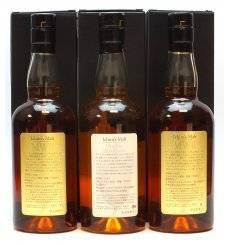 Ichiro's Malt Double Distilleries x1 and Ichiro's MWR Mizunara x2