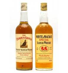 Whyte & Mackay Special & Famous Grouse