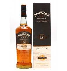 Bowmore 12 Years Old - Enigma (1 Litre)