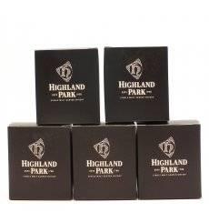 Highland Park Glasses x5