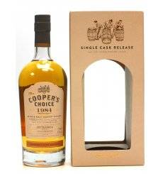 Littlemill 31 Years Old 1984 - The Cooper's Choice