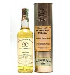 Bowmore 11 Years Old 1992 - Signatory Vintage Un-Chillfiltered Collection