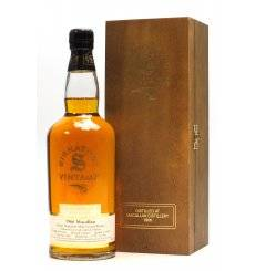 Macallan 34 Years Old 1966 - Signatory Vintage Rare Reserve