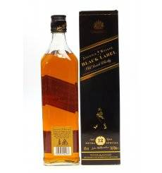 Johnnie Walker 12 Years Old - Black Label Extra Special