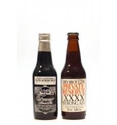 Drybroughs Private Reserve Beer & Silver Wedding Brew Beer