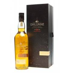 Dailuaine 34 Years Old 1980 - 2015 Limited Edition Release