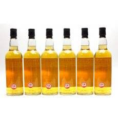 Springbank 16 Years Old 1996 - Private Bottling x6