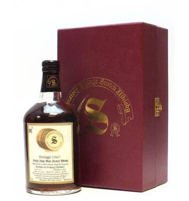 Ardbeg 30 Years Old 1967 - Signatory Vintage Sherry Cask