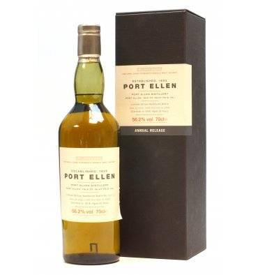 Port Ellen 25 Years Old - 4th Release