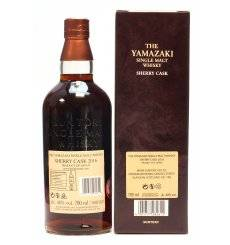 Yamazaki Sherry 2016