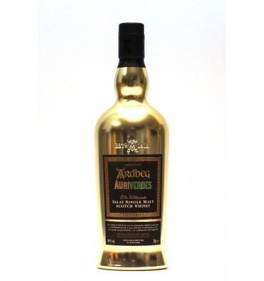 Ardbeg Auriverdes - Gold Bottle