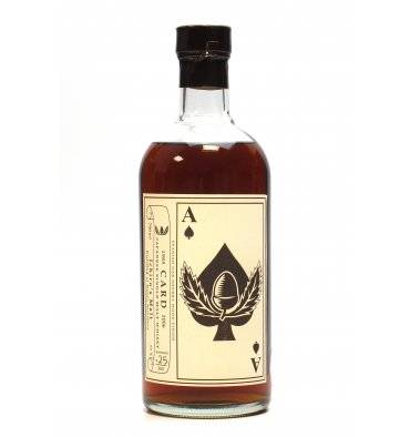 Hanyu Vintage 1985 - Ichiro's Malt Ace Of Spades