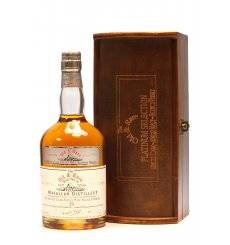 Macallan 29 Years Old 1977 - Old Rare Platinum Selection