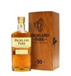 Highland Park 30 Years Old