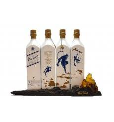 Johnnie Walker Blue Label - Year Of The Monkey Collection & Stand