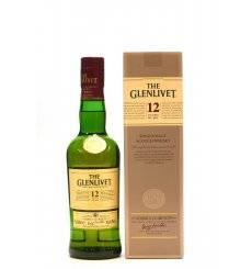 Glenlivet 12 Years Old (35cl)