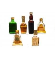 Assorted Miniatures x 6